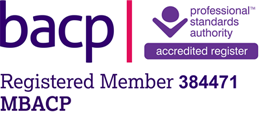 BACP Registered Member 384471 MBACP